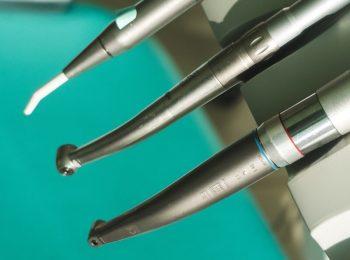 Стоматологические наконечники бормашины
